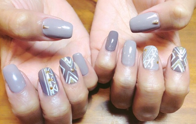 Korean Nail Designs