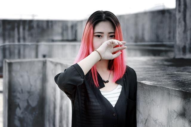 Iridescent Dye